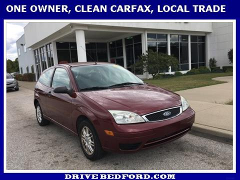 2007 Ford Focus for sale in Bedford IN