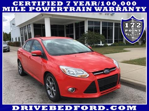 2014 Ford Focus for sale in Bedford, IN