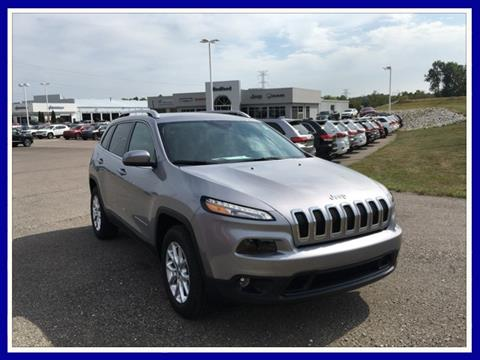2018 Jeep Cherokee for sale in Bedford, IN