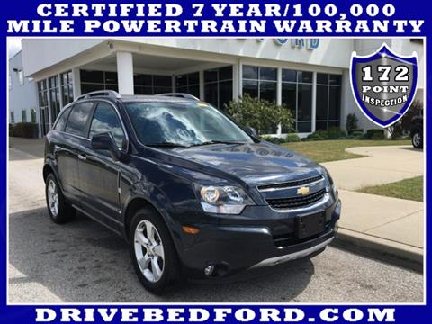 2015 Chevrolet Captiva Sport Fleet for sale in Bedford IN
