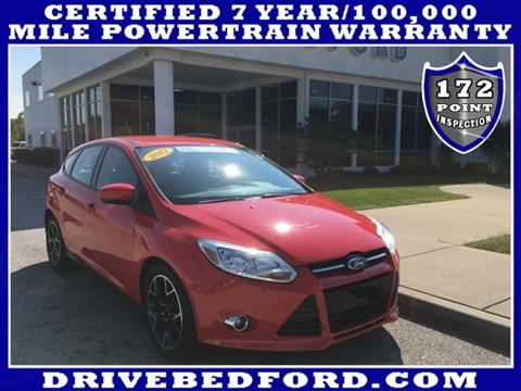 2012 Ford Focus for sale in Bedford IN