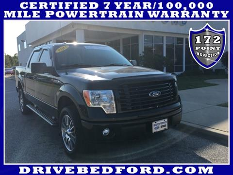 2014 Ford F-150 for sale in Bedford IN