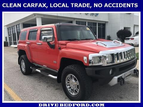 2008 HUMMER H3 for sale in Bedford IN