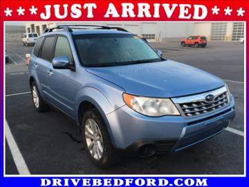 2012 Subaru Forester for sale in Bedford, IN