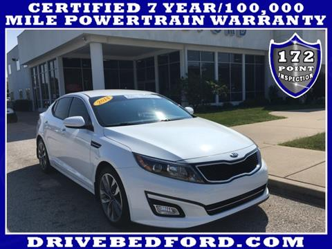 2014 Kia Optima for sale in Bedford IN