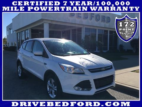 2014 Ford Escape for sale in Bedford IN