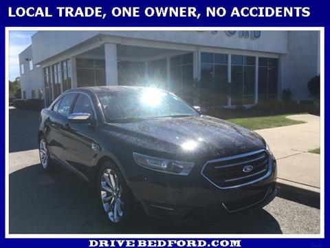2014 Ford Taurus for sale in Bedford IN
