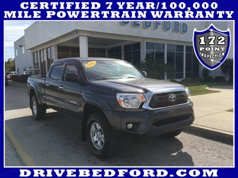 2012 Toyota Tacoma for sale in Bedford, IN