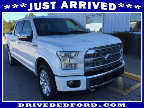 2015 Ford F-150 for sale in Bedford IN