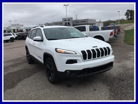 2018 Jeep Cherokee for sale in Bedford IN