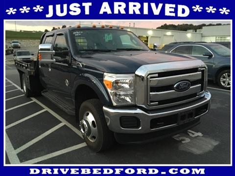 2016 Ford F-350 Super Duty for sale in Bedford IN
