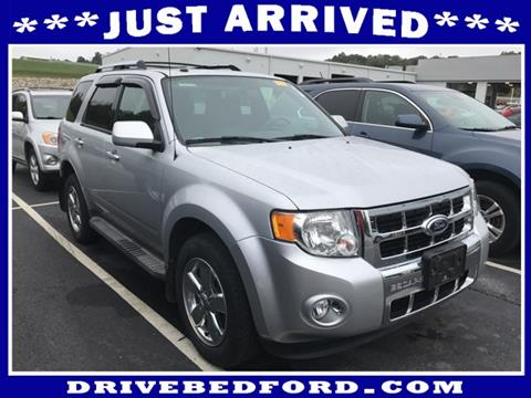 2012 Ford Escape for sale in Bedford, IN