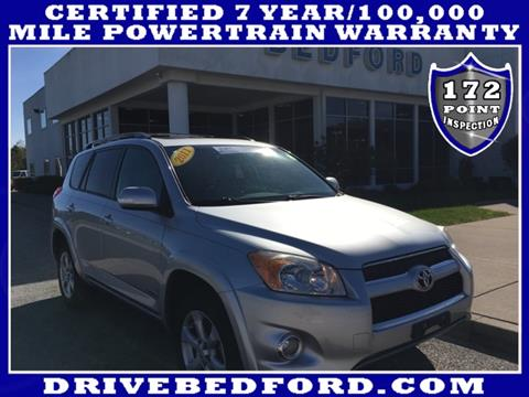 2011 Toyota RAV4 for sale in Bedford, IN