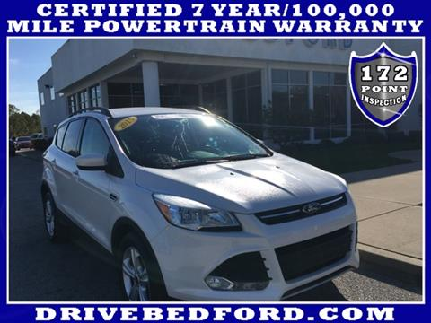 2015 Ford Escape for sale in Bedford IN