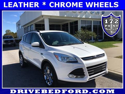 2014 Ford Escape for sale in Bedford, IN
