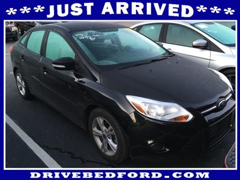 2014 Ford Focus for sale in Bedford IN
