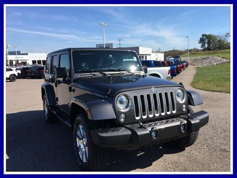 2018 Jeep Wrangler Unlimited for sale in Bedford, IN