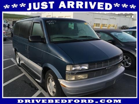 2000 Chevrolet Astro for sale in Bedford IN