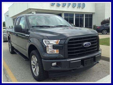 2017 Ford F-150 for sale in Bedford, IN