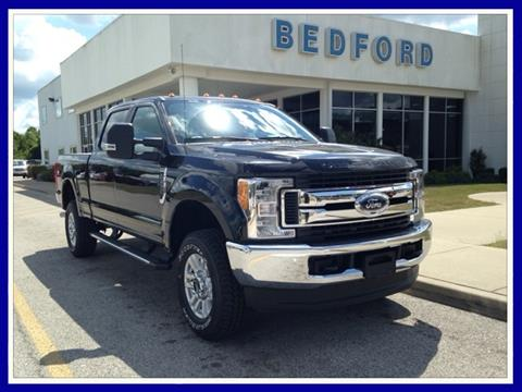 2017 Ford F-250 Super Duty for sale in Bedford, IN