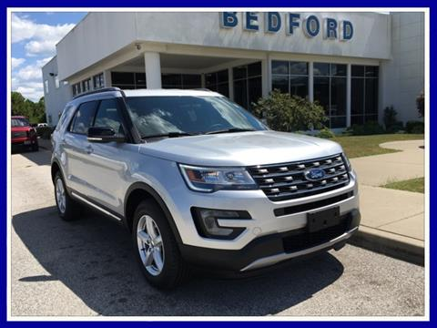 2017 Ford Explorer for sale in Bedford, IN