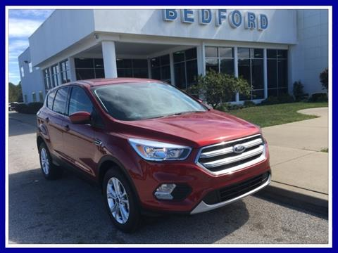 2017 Ford Escape for sale in Bedford, IN