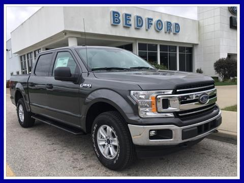 2018 Ford F-150 for sale in Bedford, IN