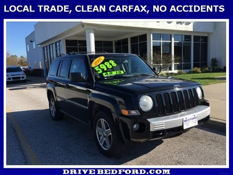 2007 Jeep Patriot for sale in Bedford, IN