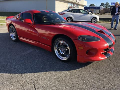 Dodge Viper For Sale >> 2001 Dodge Viper For Sale In Huntsville Al