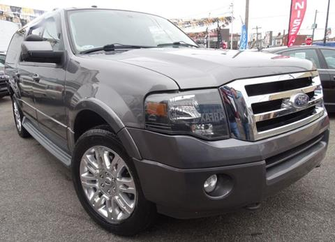2011 Ford Expedition EL for sale in Philadelphia, PA