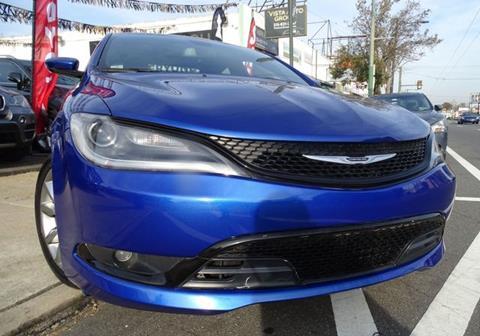 2016 Chrysler 200 for sale in Philadelphia, PA