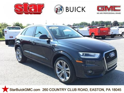 2015 Audi Q3 for sale in Easton, PA