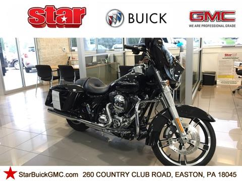2016 Harley-Davidson Street Glide for sale in Easton, PA
