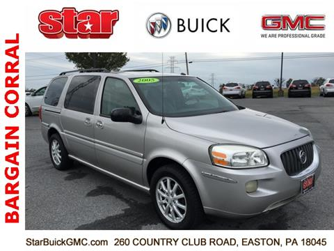 2005 Buick Terraza for sale in Easton, PA