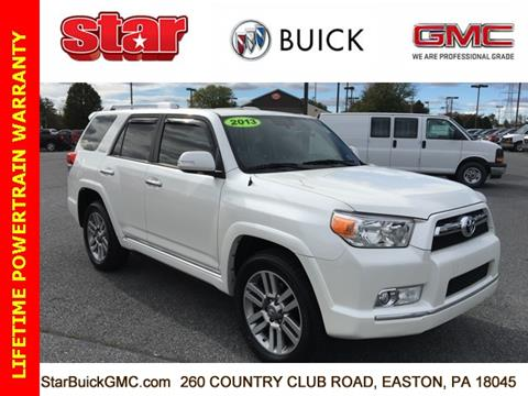 2013 Toyota 4Runner for sale in Easton, PA