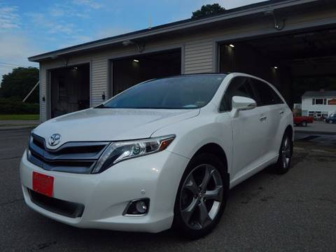 2014 Toyota Venza for sale in Hampden, ME