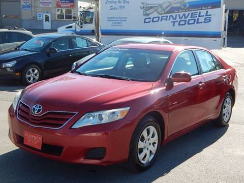 2011 Toyota Camry for sale in Hampden, ME
