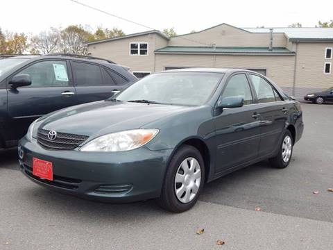 2004 Toyota Camry for sale in Hampden, ME