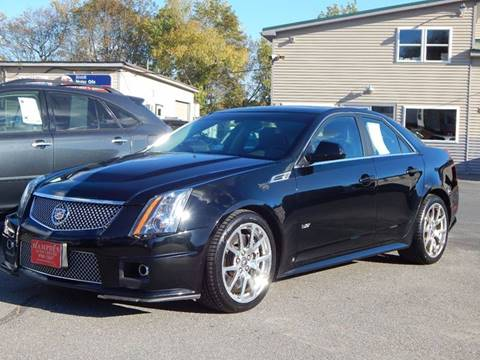 2009 Cadillac CTS-V for sale in Hampden, ME