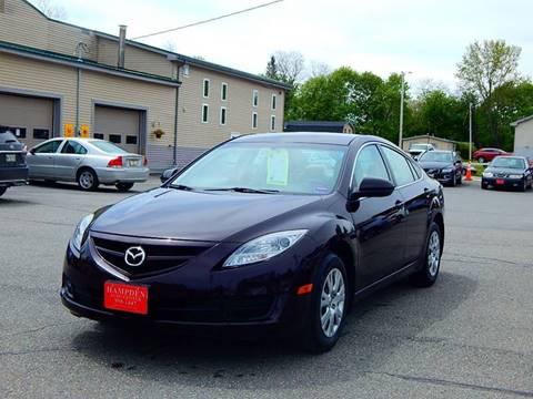 2010 Mazda MAZDA6 for sale in Hampden, ME