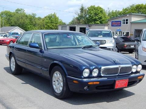 2001 Jaguar XJ-Series for sale in Hampden, ME
