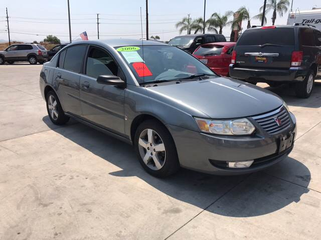 2006 saturn ion 3 in perris ca villa trade used car dealer. Black Bedroom Furniture Sets. Home Design Ideas
