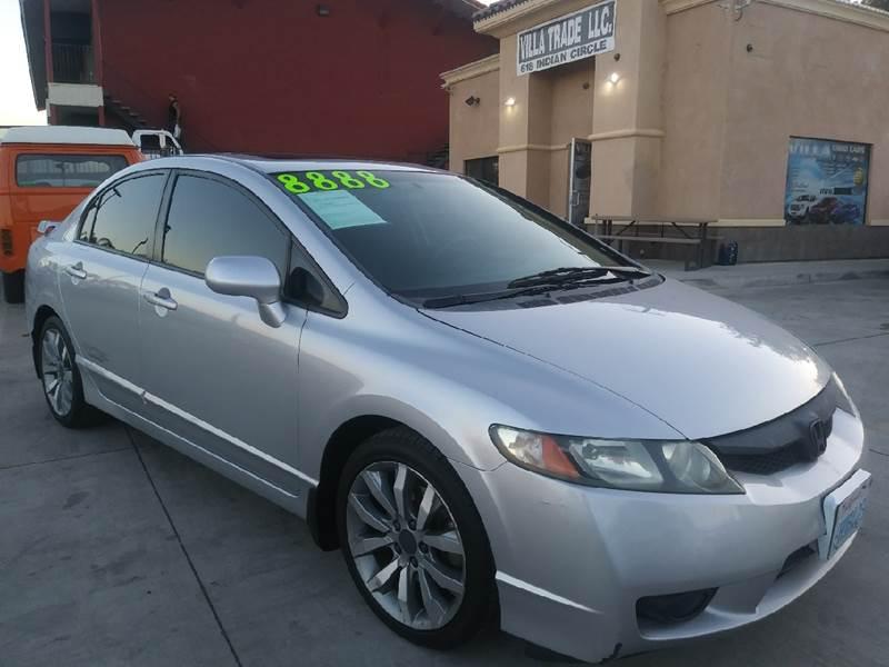 Wonderful 2010 Honda Civic For Sale At Villa Trade Used Car Dealer In Lake Elsinore CA