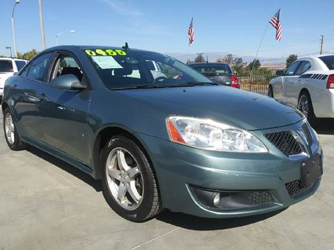 2009 Pontiac G6 for sale in Perris, CA