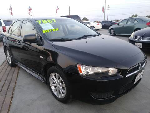 2011 Mitsubishi Lancer for sale in Perris, CA