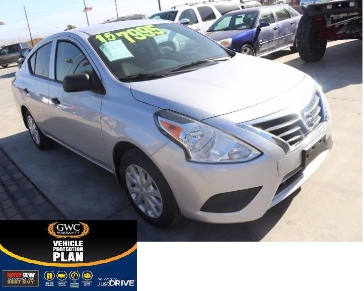 2015 Nissan Versa 1.6 S In Perris CA - Villa Trade Used Car Dealer