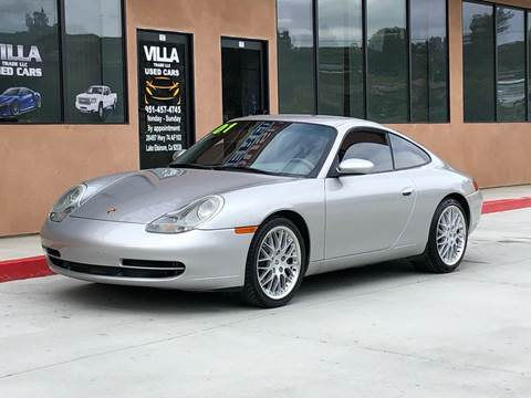2001 Porsche 911 for sale in Lake Elsinore, CA
