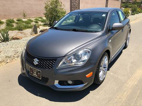 2012 Suzuki Kizashi for sale in Lake Elsinore, CA