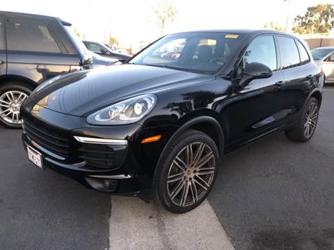2016 Porsche Cayenne for sale in Lake Elsinore, CA