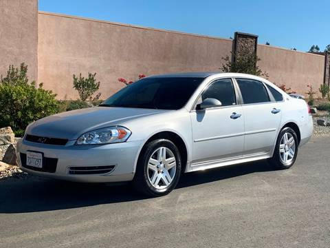 2014 Chevrolet Impala Limited for sale in Lake Elsinore, CA